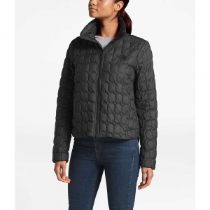 The North Face Women's ThermoBall Crop Jacket - Medium - TNF Black