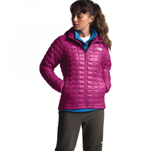 The North Face Women's ThermoBall Eco Hoodie - Large - Wild Aster Purple