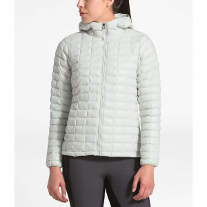 The North Face Women's ThermoBall Eco Hoodie - Medium - Tin Grey