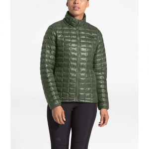 The North Face Women's ThermoBall Eco Jacket - Large - New Taupe Green