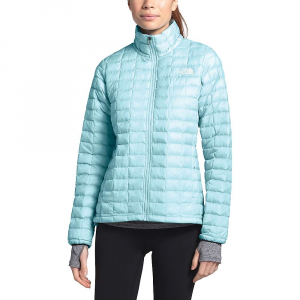 The North Face Women's ThermoBall Eco Jacket - Large - Windmill Blue Matte