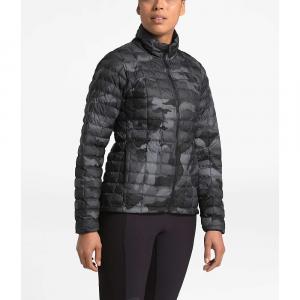 The North Face Women's ThermoBall Eco Jacket - Medium - TNF Black Waxed Camo Print