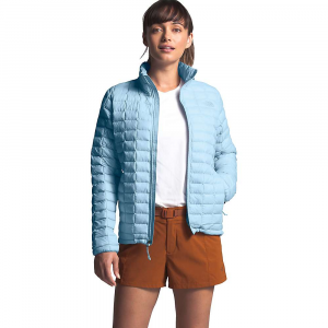 The North Face Women's ThermoBall Eco Jacket - Small - Angel Falls Blue Matte