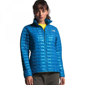 The North Face Women's ThermoBall Eco Jacket - Small - Clear Lake Blue