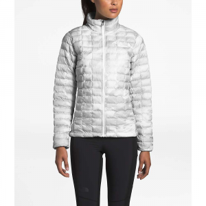 The North Face Women's ThermoBall Eco Jacket - Small - TNF White Waxed Camo Print