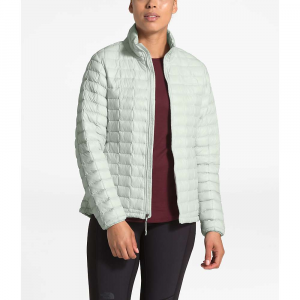 The North Face Women's ThermoBall Eco Jacket - XXL - Tin Grey