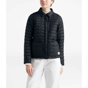 The North Face Women's ThermoBall Eco Snap Jacket - Large - TNF Black
