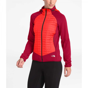 The North Face Women's ThermoBall Hybrid Jacket - Small - Cardinal Red / Fiery Red