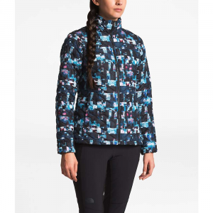 The North Face Women's ThermoBall Jacket - Small - Multi Glitch Print