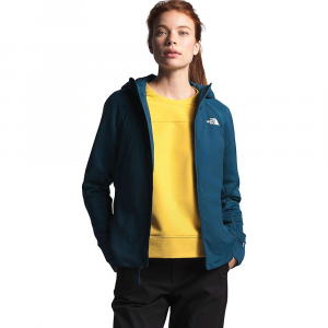 The North Face Women's Ventrix Active Trail Hybrid Hoodie - Small - Blue Wing Teal