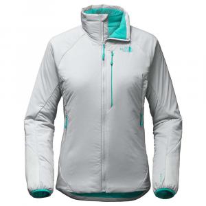 The North Face Women's Ventrix Jacket - Medium - High Rise Grey / Vistula Blue