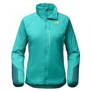 The North Face Women's Ventrix Jacket - Small - Pool Green / Porcelain Green