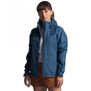 The North Face Women's Venture 2 Jacket - Small - Shady Blue Floral Block Print