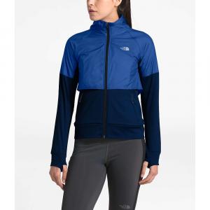 The North Face Women's Winter Warm Hybrid Jacket - Medium - TNF Blue / Flag Blue