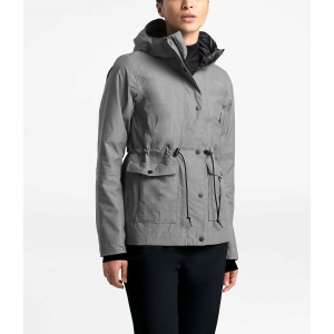 The North Face Women's Zoomie Jacket - Small - TNF Medium Grey Heather