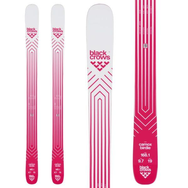 Women's Black Crows Camox Birdie Skis 2020