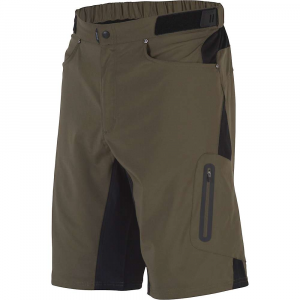 Zoic Men's Ether Short - Essential Liner - Small - Malachite