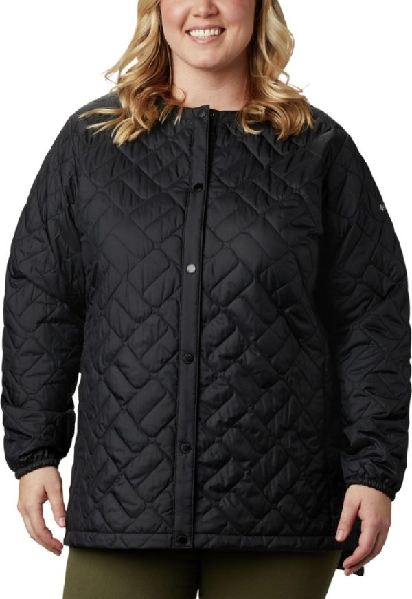 Columbia Women's Sweet View Mid Insulated Jacket Plus Sizes