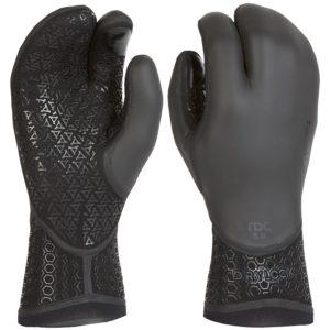 XCEL 3mm Drylock Texture Skin 3-Finger Wetsuit Gloves 2019