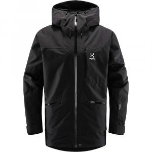 Haglofs Men's Lumi Insulated Jacket - Large - True Black