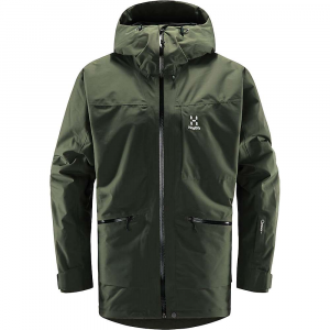 Haglofs Men's Lumi Insulated Jacket - Medium - Fjell Green