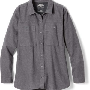 REI Co-op Women's Wallace Lake Flannel Shirt Plus Sizes
