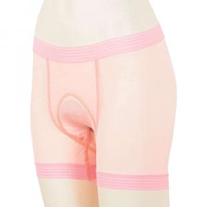 Shebeest Women's Glamour Panty Bike Short - Small - Regazza
