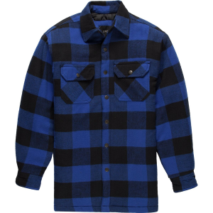 Stoic Flannel Snap-Up Shirt Jacket - Men's