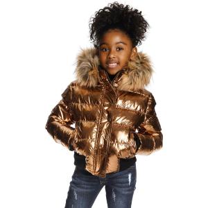 Appaman Kyla Puffer Coat - Girls'