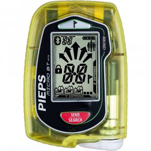 Black Diamond PIEPS Micro BT Button Beacon