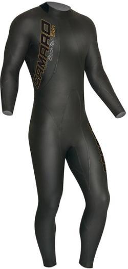 Camaro Men's Blacktec Skin Overall Wetsuit