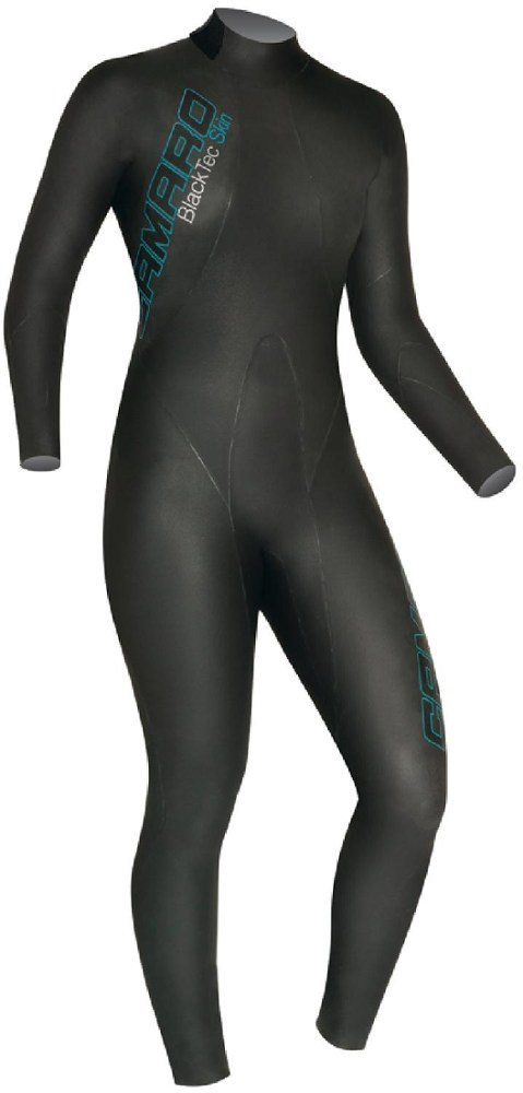 Camaro Women's Blacktec Skin Overall Wetsuit
