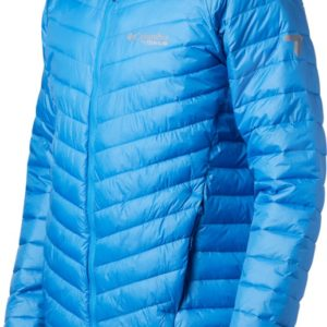 Columbia Men's Snow Country Hooded Insulated Jacket