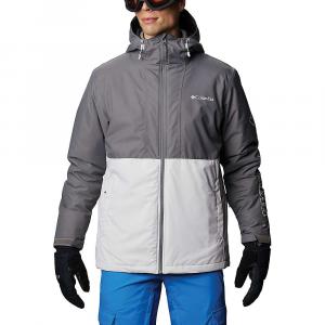 Columbia Men's Timberturner Jacket - XL - Nimbus Grey / City Grey