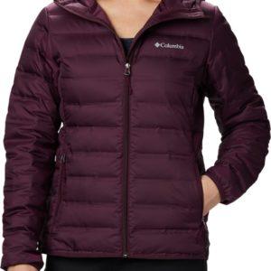 Columbia Women's Lake 22 Down Hooded Jacket