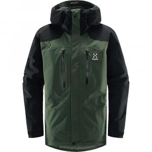 Haglofs Men's Elation GTX Jacket - Small - Fjell Green / True Black