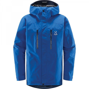 Haglofs Men's Elation GTX Jacket - Small - Storm Blue