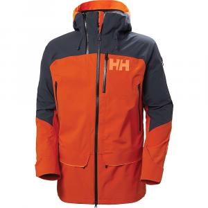 Helly Hansen Men's Ridge Shell 2.0 Jacket - Small - Patrol Orange