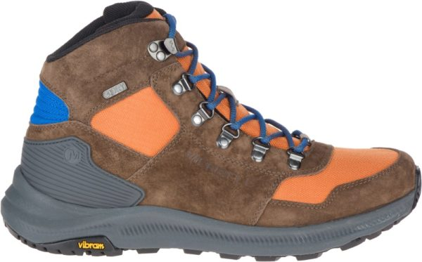 Merrell Men's Ontario 85 Mid Waterproof Hiking Boots