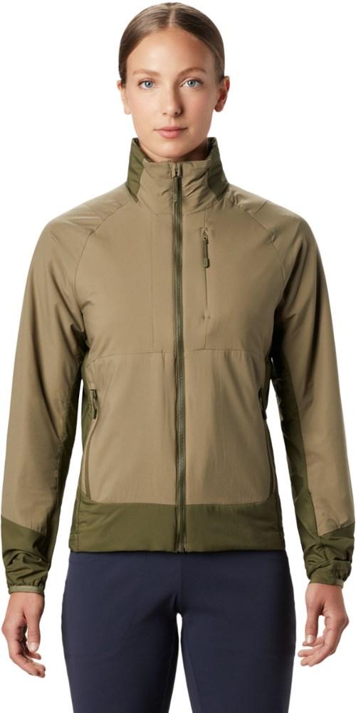 Mountain Hardwear Women's Kor Cirrus Hybrid Insulated Jacket