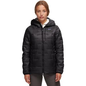 Patagonia Macro Puff Hooded Down Jacket - Women's