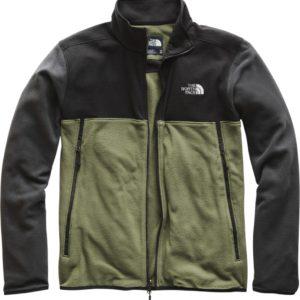 The North Face Men's Glacier Alpine Full-Zip Fleece Jacket