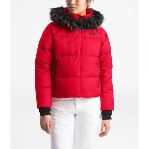 The North Face Women's Dealio Down Crop Jacket - Medium - TNF Red