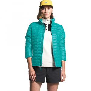 The North Face Women's ThermoBall Eco Jacket - Small - Jaiden Green