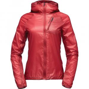 Black Diamond Women's Distance Wind Shell Jacket - Large - Wild Rose