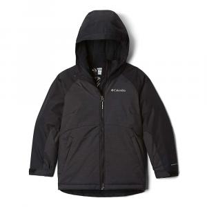 Columbia Girls' Toddler Alpine Action II Jacket - 3T - Black