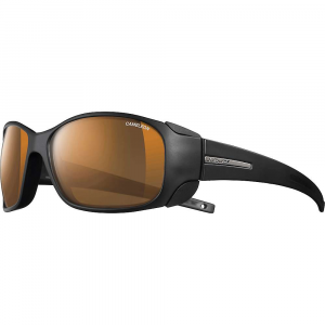 Julbo Monterosa Sunglasses - One Size - Matte Black/Black/Cameleon