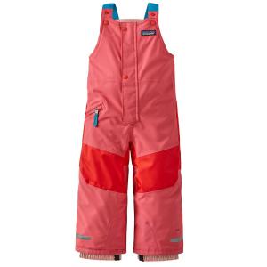 Kid's Patagonia Snow Pile Bibs Toddlers' 2021 - 2T Pink