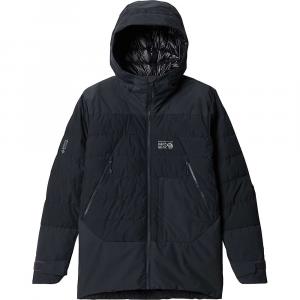 Mountain Hardwear Men's Direct North GTX Windstopper Down Jacket - Large - Dark Storm