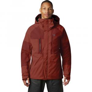 Mountain Hardwear Men's Firefall/2 Jacket - Medium - Rusted